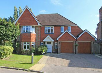 5 bed detached house for sale in Beckets Place, Otford, Sevenoaks TN14