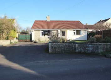 Thumbnail 2 bed detached bungalow for sale in Meareway, Meare, Glastonbury