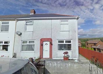 Thumbnail 4 bed semi-detached house for sale in Pen-Y-Bont, Tredegar, Gwent