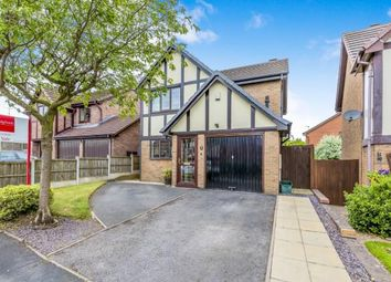 Thumbnail 3 bed detached house for sale in Tarragon Drive, Meir Park, Stoke, Staffs
