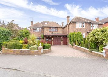 Thumbnail 5 bed detached house for sale in Green Lane, Stanmore