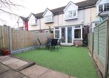 Thumbnail 2 bed terraced house for sale in Kittiwake Close, Bournemouth