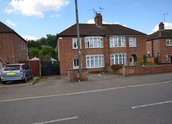 Thumbnail 3 bed semi-detached house for sale in Arundel Road, Peterborough
