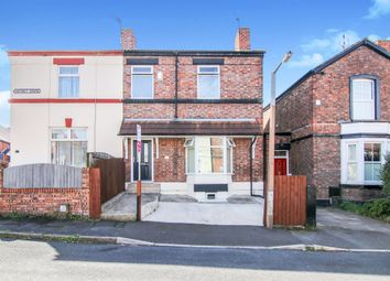 Thumbnail 4 bed semi-detached house for sale in Chesnut Grove, Tranmere, Birkenhead