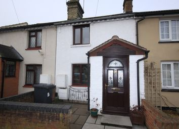 Thumbnail 2 bed cottage to rent in Station Road, Flitwick, Bedford