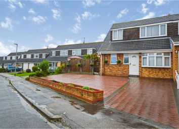 Thumbnail 3 bed semi-detached house for sale in Lorraine Road, Bedford