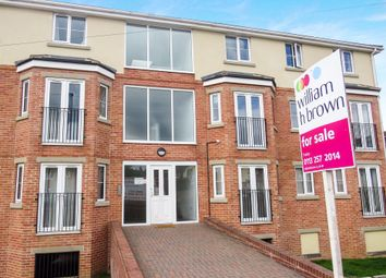 Thumbnail 2 bedroom flat for sale in Stanningley Road, Bramley, Leeds