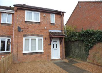 Thumbnail 3 bed end terrace house to rent in Bure Close, Watlington