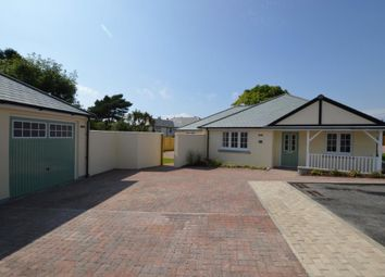 Thumbnail 4 bed detached bungalow for sale in Furzehatt Road, Plymouth, Devon
