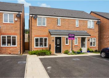 Thumbnail 3 bed semi-detached house for sale in Spinners Drive, Rochdale