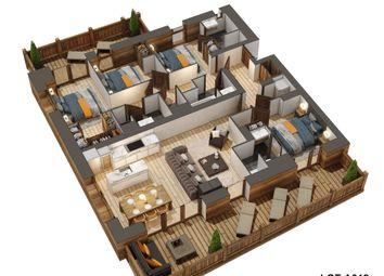 Thumbnail 4 bed apartment for sale in Route De La Turche, Les Gets, Taninges, Bonneville, Haute-Savoie, Rhône-Alpes, France