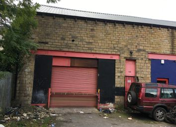 Thumbnail Warehouse to let in Unit 112B Colne Valley Bus Park, Linthwaite, Huddersfield