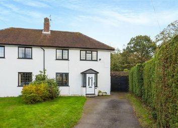 Thumbnail 3 bed semi-detached house for sale in 6 The Ridings, Iver, Buckinghamshire