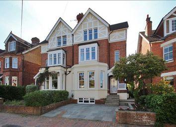 Thumbnail 5 bed semi-detached house for sale in Earls Road, Tunbridge Wells, Kent