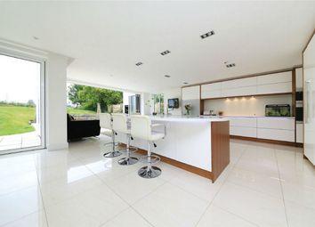 Thumbnail 5 bed detached house for sale in Oakridge Avenue, Radlett, Hertfordshire