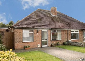 Thumbnail 2 bed semi-detached bungalow for sale in Tabret Close, Kennington, Kent