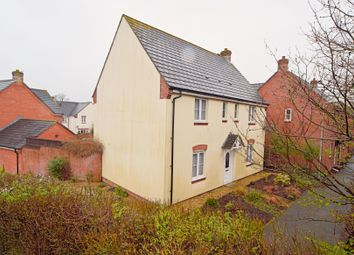 Thumbnail 4 bed detached house for sale in Whitestone Drive, Tiverton