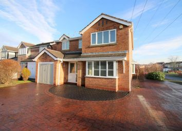 Thumbnail 4 bed semi-detached house to rent in Nairn Close, Stenson Fields, Derby