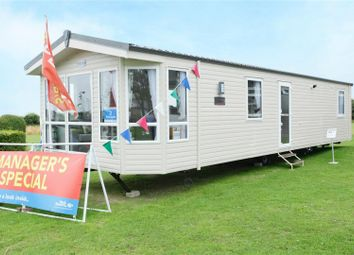 Thumbnail 2 bedroom mobile/park home for sale in Reach Road, St. Margarets-At-Cliffe, Dover
