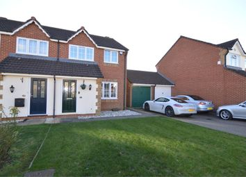 Thumbnail 3 bed detached house to rent in Isabel Gate, Cheshunt, Waltham Cross, Hertfordshire