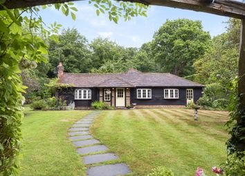 Thumbnail Detached bungalow for sale in Brick Kiln Common, Wisborough Green
