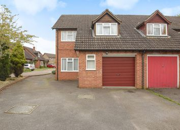 Thumbnail 3 bed semi-detached house for sale in Sarisbury Close, Tadley