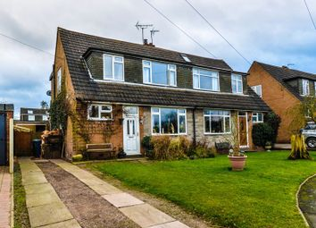Thumbnail 3 bed semi-detached house for sale in Barn Common, Woodseaves, Stafford