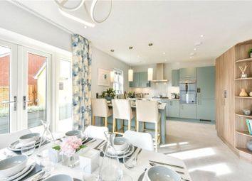 Aurum Green, Crockford Lane, Chineham, Hampshire RG24. 5 bed detached house for sale