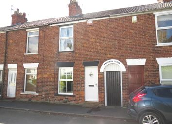 Thumbnail 2 bed terraced house for sale in North Street, Anlaby, Hull