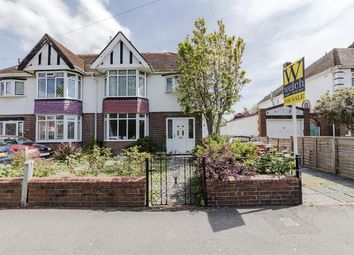 Thumbnail 4 bed semi-detached house for sale in Southwick Street, Southwick, Brighton