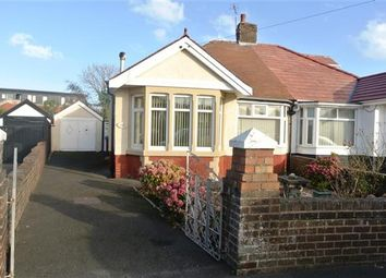 Thumbnail 2 bed bungalow for sale in Shirley Crescent, Blackpool