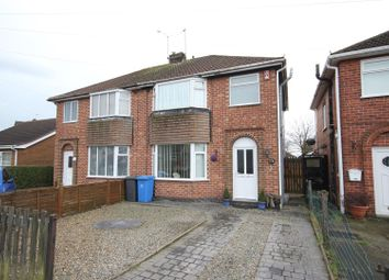 Thumbnail 3 bed semi-detached house for sale in Windsor Drive, Spondon, Derby