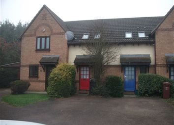 Thumbnail 1 bed terraced house to rent in Velocette Way, Northampton, Northamptonshire