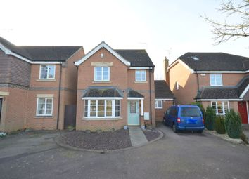 4 bed detached house for sale in Foxfield Way, Grange Park, Northampton NN4