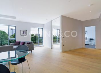 Thumbnail 3 bedroom flat for sale in Albion House, London City Island, London