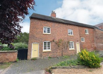 Thumbnail 3 bed cottage for sale in Abbey Yard, Darley Abbey, Derby