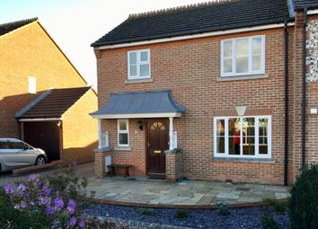 Thumbnail 3 bed semi-detached house to rent in King George Gardens, Chichester, Chichester