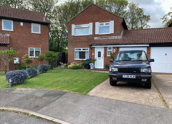 Thumbnail 3 bedroom detached house for sale in Harrow Close, Seaford