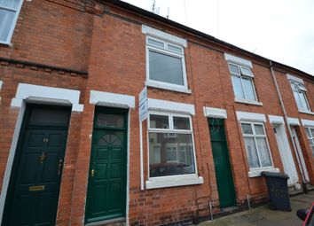 Thumbnail 3 bed terraced house to rent in Raymond Road, Leicester