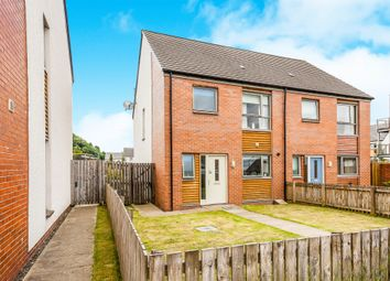 Thumbnail 3 bed semi-detached house for sale in Weir Street, Stirling