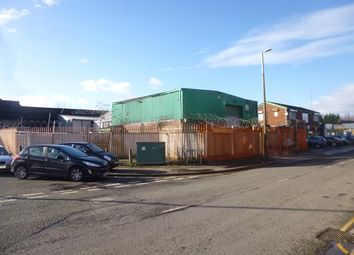 Thumbnail Light industrial for sale in 31-33 Cobden Street, Salford, Greater Manchester