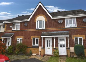 Thumbnail 2 bed terraced house to rent in Yellowstone Close, St Georges, Telford