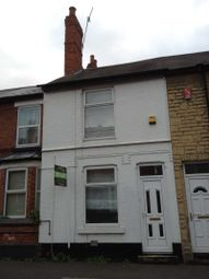 Thumbnail 2 bed end terrace house for sale in Vernon Avenue, Old Basford