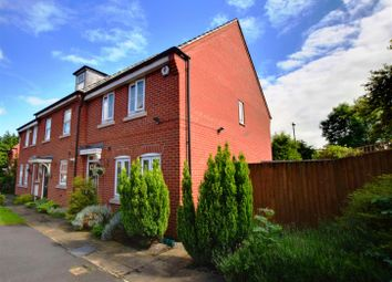 Thumbnail 3 bed end terrace house for sale in Church View Drive, Old Tupton, Chesterfield, Derbyshire