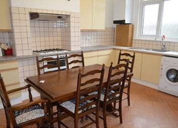 Thumbnail 4 bed flat to rent in Lodge Mansions Parade, Green Lanes, London