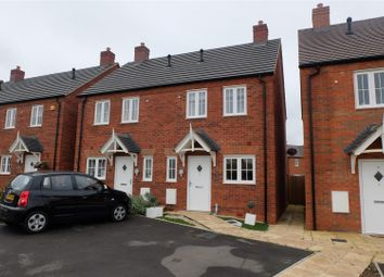 Thumbnail 2 bed semi-detached house to rent in Primrose Fields, Bedford