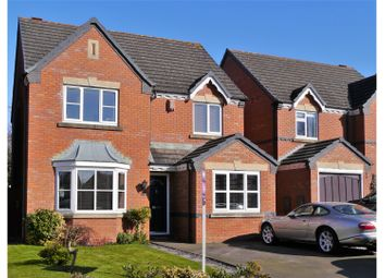 Thumbnail 4 bed detached house for sale in Harley Way, Bridgnorth