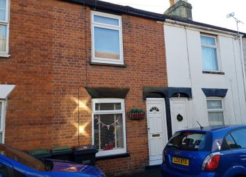 Thumbnail 2 bed terraced house for sale in Alexandra Street, Gosport