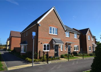 Thumbnail 2 bed semi-detached house for sale in Longacres Way, Chichester, West Sussex