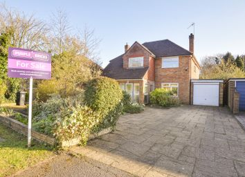 Thumbnail 5 bed detached house for sale in Clarefield Drive, Maidenhead